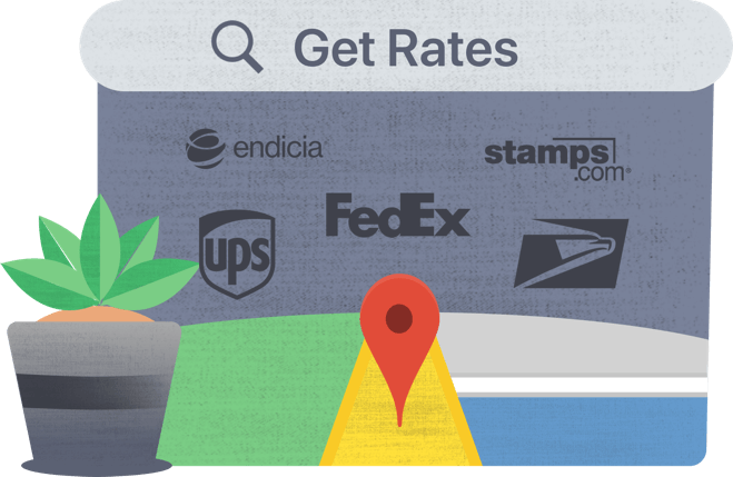 Get Shipping Rates Instantly